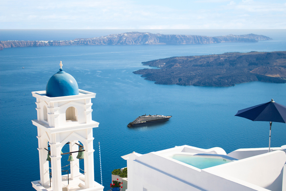 The Ritz-Carlton Yacht Collection - Evrima in Santorini, Greek Islands