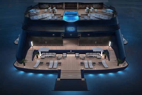 The Ritz-Carlton Yacht Collection - Evrima preview