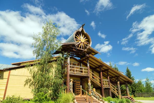 Mandrogi Crafts Village, Russia