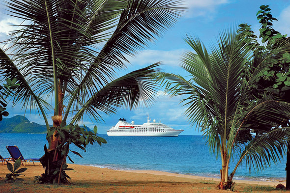 Windstar - Star Pride in the Caribbean
