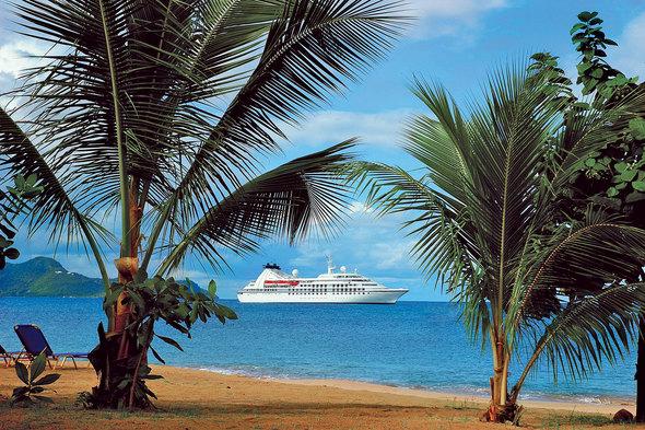 Windstar - Star Pride in the Caribbean