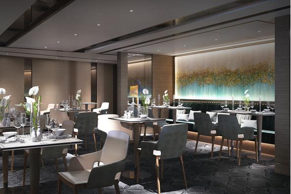 Ritz-Carlton Yacht Collection - S.E.A. restaurant by Sven Elverfeld