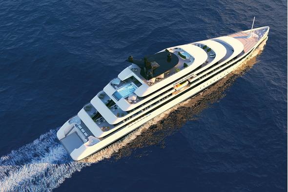 Emerald Azzurra, one of the many new cruise ships currently on order