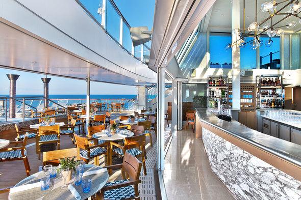 Viking Ocean Cruises - Aquavit Terrace