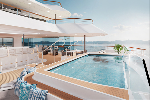 Ritz-Carlton Yacht Collection - Mistral