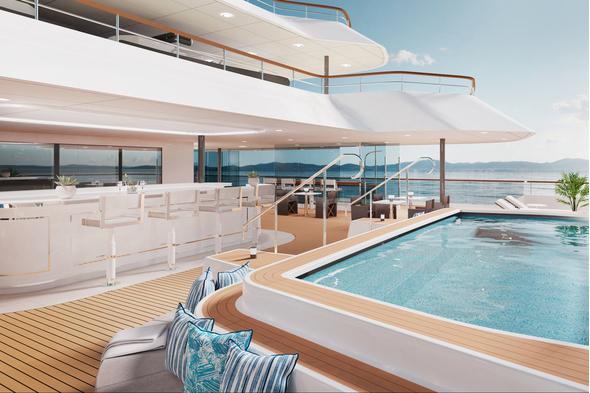 Ritz-Carlton Yacht Collection - Mistral