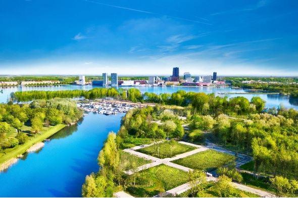 Floriade 2022 - Green City Arboretum