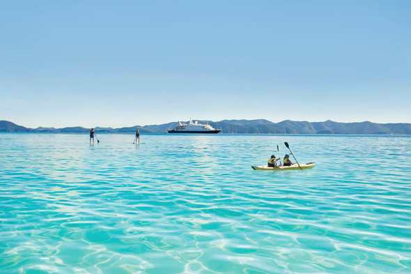 Enjoy a virtual cruise with SeaDream Yacht Club in the Caribbean