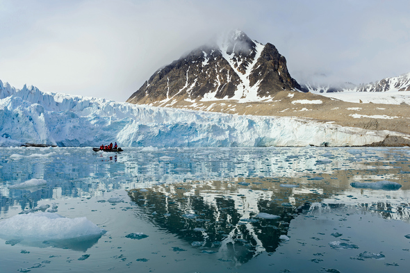 Silversea Expeditions in the Arctic