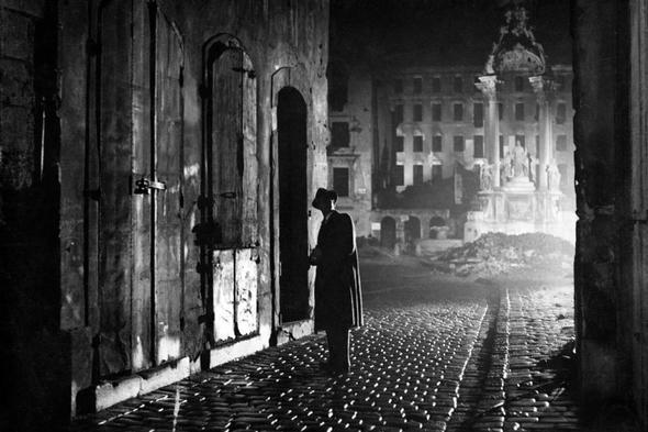 The Third Man, Vienna