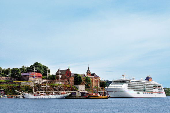 MS Europa 2, one of the best Baltic small ship cruise options