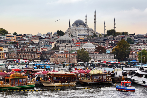 Istanbul, one of our seven wonders of the cruising world