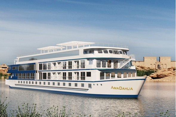 AmaDahlia on the Nile