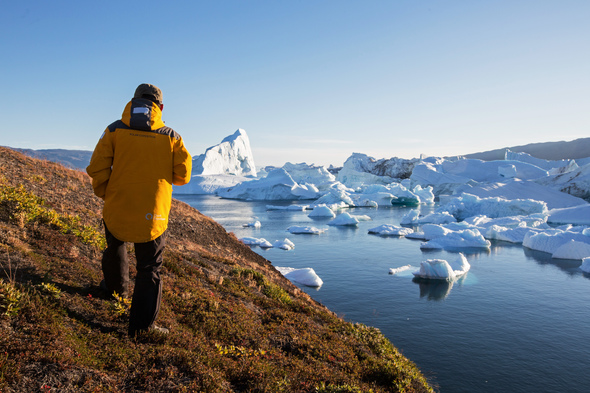 Quark Expeditions - Solo traveller in the Arctic