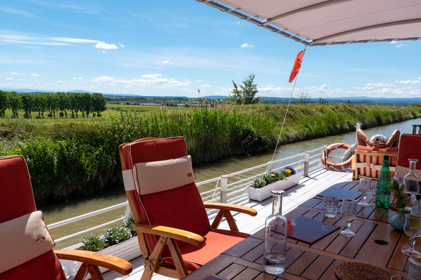 European Waterways - Athos - Sundeck