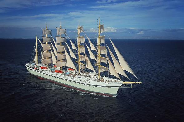 Tradewind Voyages - Golden Horizon
