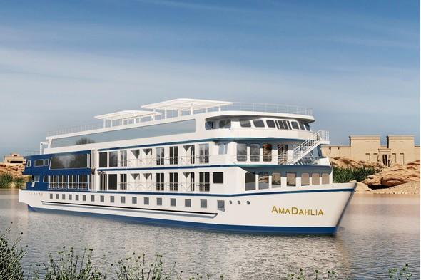 AmaDahlia on the Nile