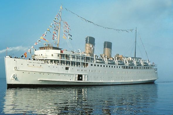 Princess Patricia, as featured in 'The Love Boat'