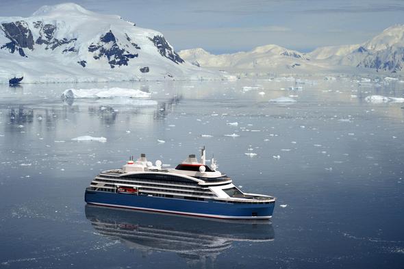 Ponant - Le Commandant Charcot icebreaker