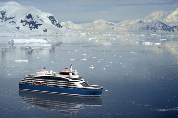 Le Commandant Charcot icebreaker