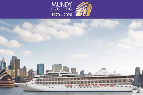 An interview with Bernard Carter of Oceania Cruises