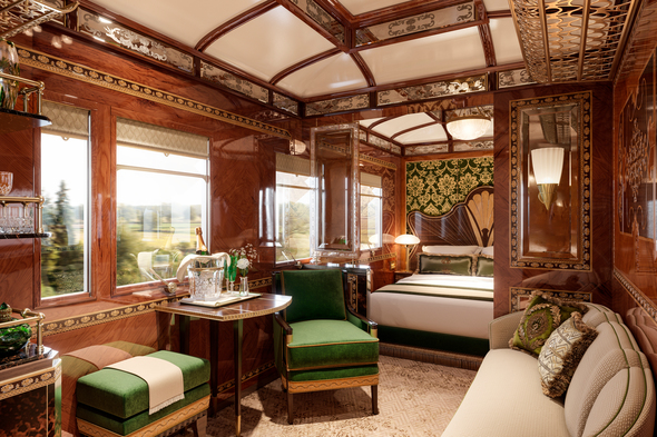 Venice Simplon-Orient-Express Grand Suite