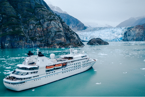 Windstar's Star Legend in Alaska