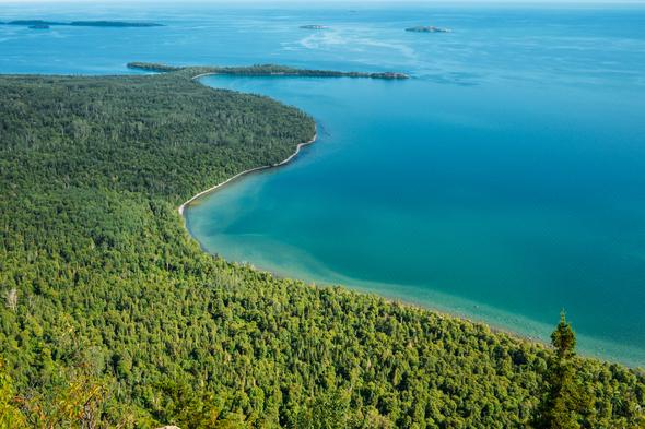 Thunder Bay, Great Lakes