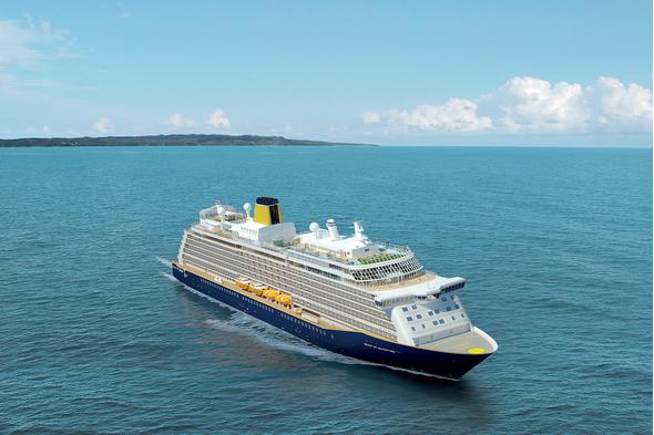 Saga Cruises' Spirit of Adventure