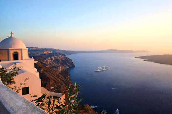 Silversea in Greece, one of several cruise lines set to resume sailing in summer 2021
