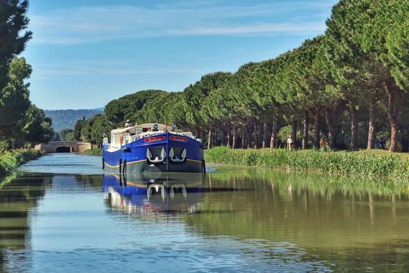 European Waterways - Enchanté on the Canal du Midi, France