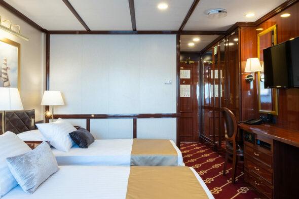 Tradewind Voyages - Golden Horizon cabin