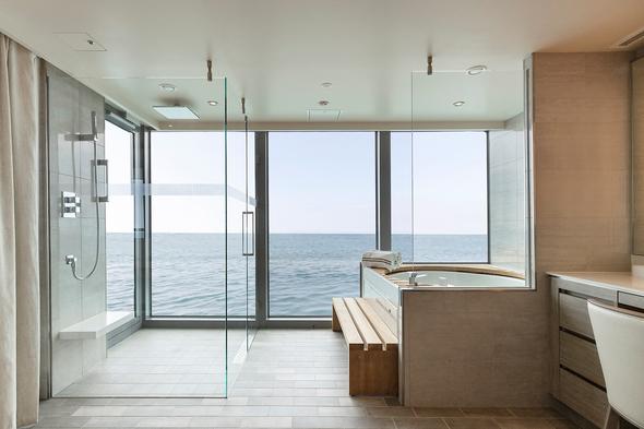 Silver Origin - Owners Suite bathroom