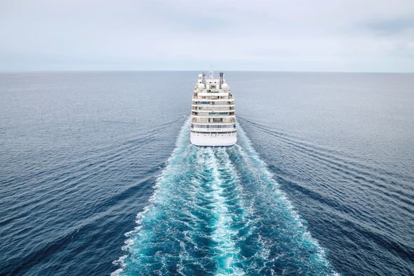 Silversea's Silver Moon - Read our review to find out more about the Covid protocols on board