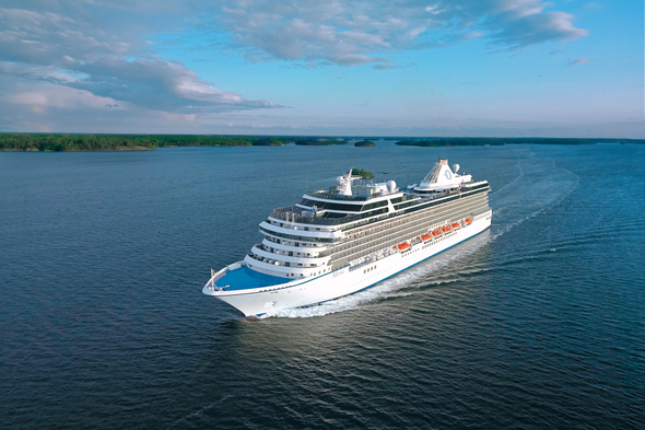 Oceania Cruises' Marina - Read our summer 2021 cruise review to find out more