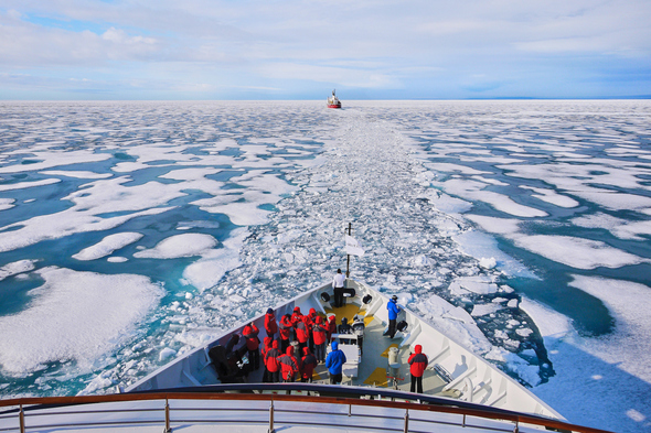 Silversea Expeditions Northwest Passage