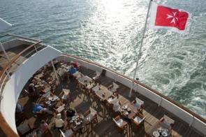 Aegean Odyssey deck
