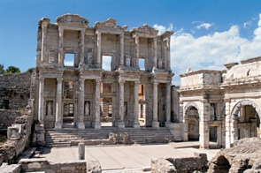 Shrine at Ephesus, Turkey