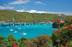 Admiralty Bay, Bequia