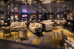 Holland America Line cruises - MS Eurodam Gallery Bar