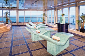 Holland America Line cruises - MS Maasdam spa