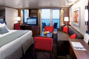 Holland America Line cruises - MS Nieuw Amsterdam Superior Verandah Suite