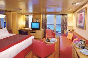 Holland America Line cruises - MS Westerdam Superior Verandah Suite