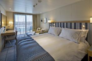 Viking Ocean Cruises - Viking Star Deluxe Veranda Stateroom