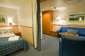 Hurtigruten - MS Nordnorge cabin