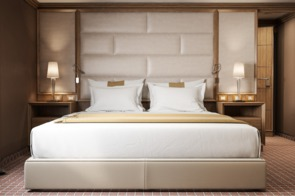 Silver Muse - Grand Suite bedroom