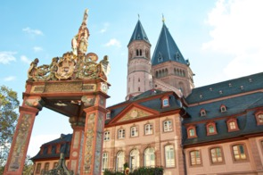 Mainz cathedral, Germany