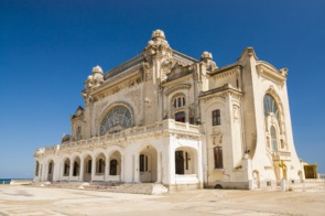 Old casino in Constanta, Romania