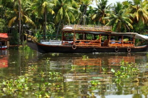 Kerala Backwaters near Cochin, India
