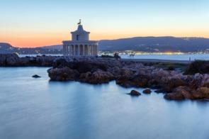 Lighthouse in Argostoli, Kefalonia